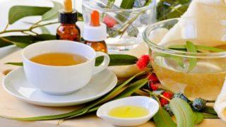 Полезные травяные чаи при климаксе