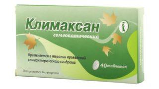 Гомеопатия при климаксе - препараты