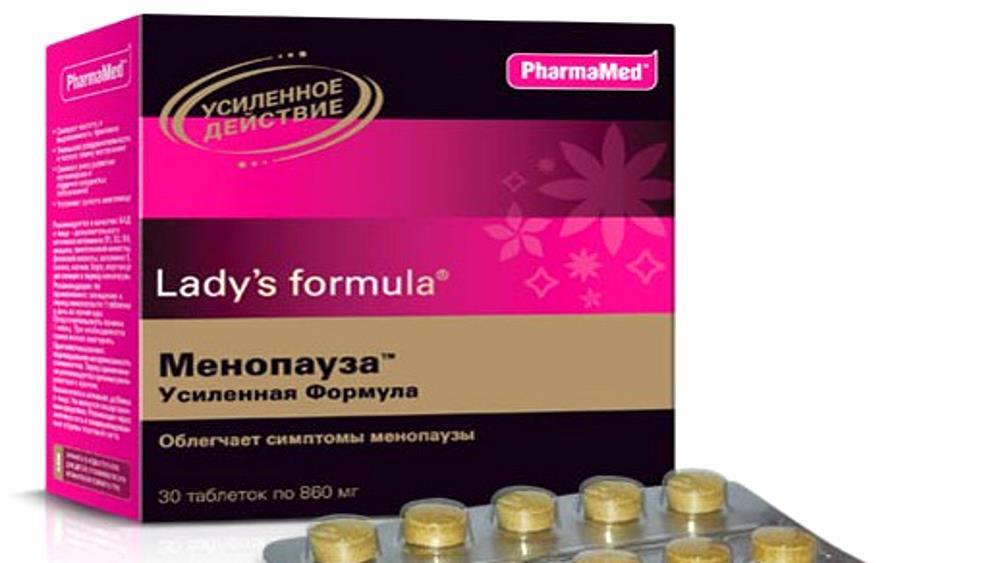 Лайфемин - средство при климаксе от приливов жара при менопаузе у женщин