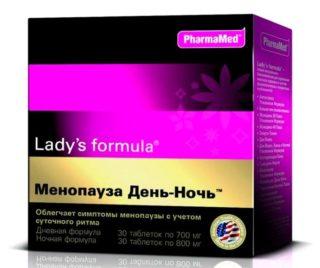 Ледис формула при менопаузе - что это?