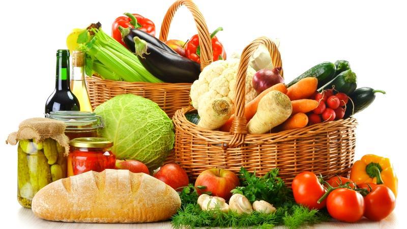 Список рекомендуемых продуктов в менопаузе