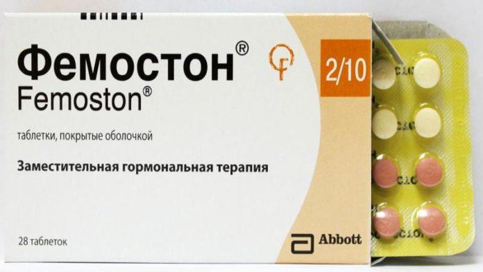 беременность во время приема фемостона 2 10