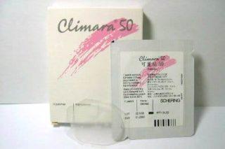 Гормональный пластырь Климара при климаксе