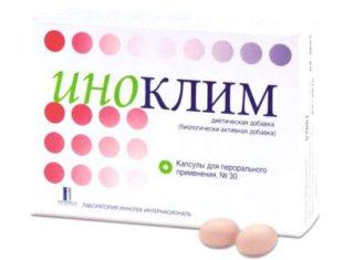 Эффективные медикаменты, содержащие фитоэстрогены - Иноклим