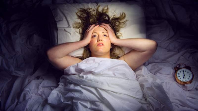 Симптомы бессонницы при климаксе
