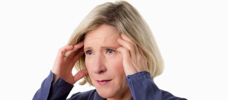 Головная боль при климаксе лечение