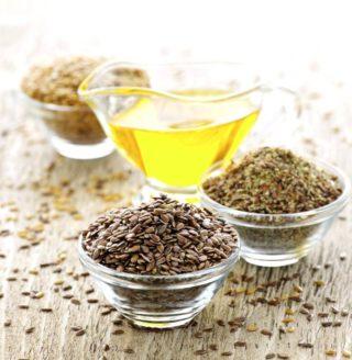 Польза семен льна и масла при климаксе