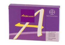 Анжелик таблетки от климакса: инструкция, отзывы