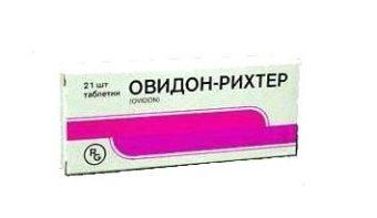 Препараты с растительными эстрогенами