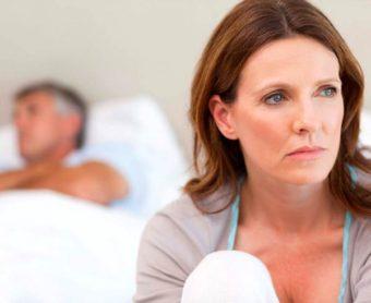 Симптомы климакса у женщин после 55 лет
