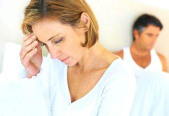 Серозометра в постменопаузе - лечение, отзывы