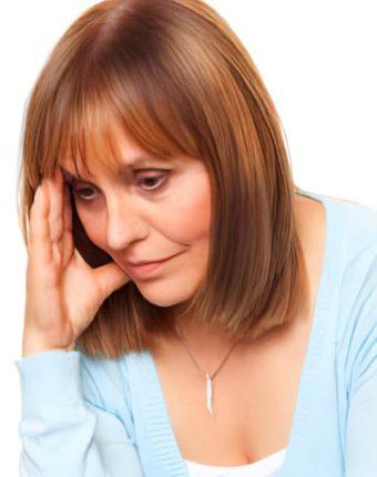 Ранний климакса у женщин 40