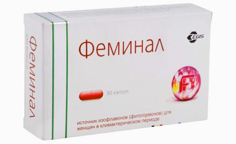 Фитоэстрогены при климаксе - препараты