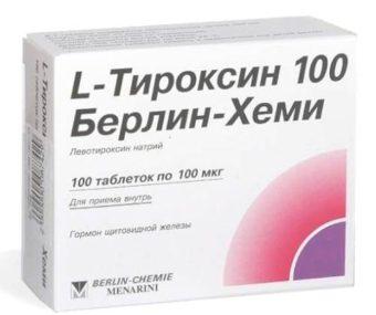 Щитовидная железа и климакс - лечение