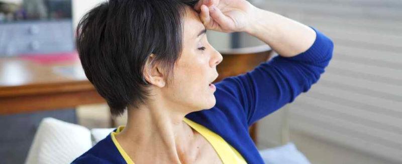 Как бороться с одышкой при климаксе?