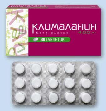 Препарат Клималанин в период климакса